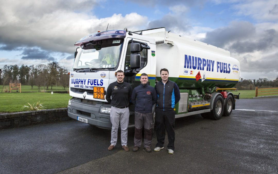 Murphy Fuels Continue Sponsorship Deal