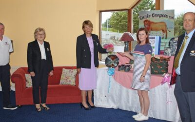 Cahir Park Golf Club Raise Much Needed Funds For St Teresa's Hospital and South Tipperary General Hospital